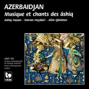 Azerbaidjan Musique et chants des âshiq