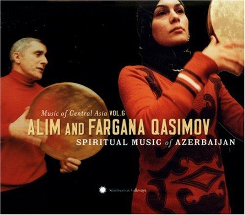Central Asian Series, Vol. 6 Spiritual Music of Azerbaijan - Alim Qasimov